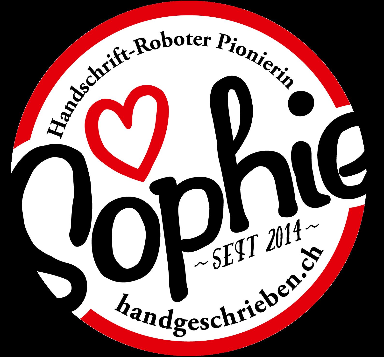 Handgeschrieben.ch Sophie Logo